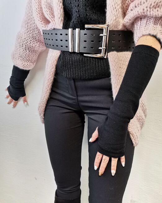 guanti manicotto fashion